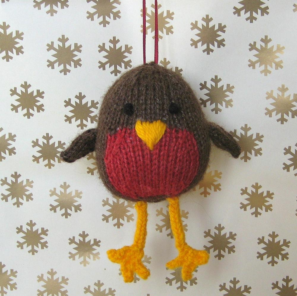 Christmas Decoration Knitting Pattern Ideas Christmas ...